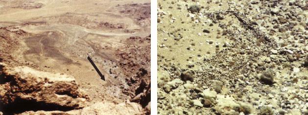 Arheoloski ponalasci kod planine Sinaj.    Sinaj15