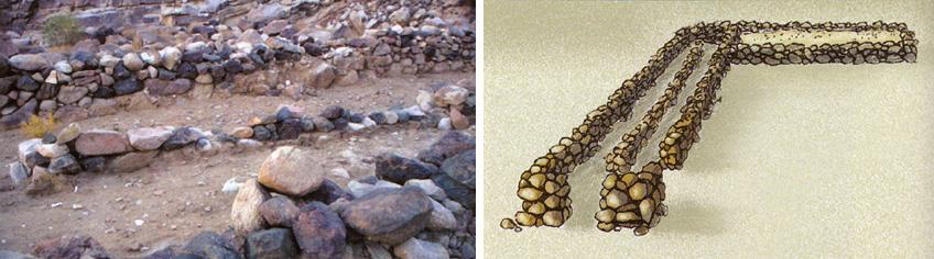 Arheoloski ponalasci kod planine Sinaj.    Sinaj16