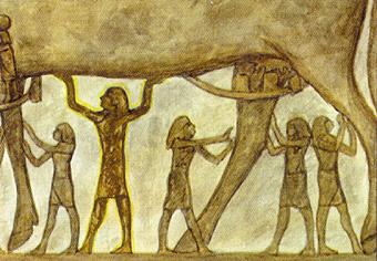 Arheoloski ponalasci kod planine Sinaj.    Sinaj22