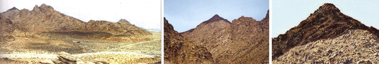 Arheoloski ponalasci kod planine Sinaj.    Sinaj27