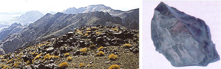 Arheoloski ponalasci kod planine Sinaj.    Sinaj28