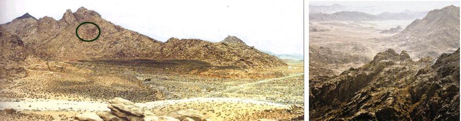Arheoloski ponalasci kod planine Sinaj.    Sinaj29