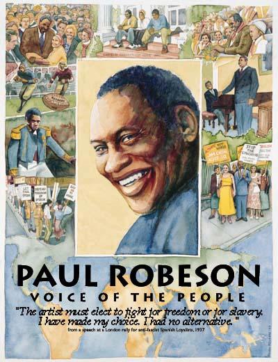 Son de los nuestros:  Paul Robeson Paul-Robeson