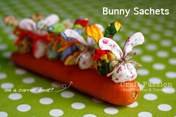 Сувениры к Пасхе - Страница 2 Bunny-sachet-1