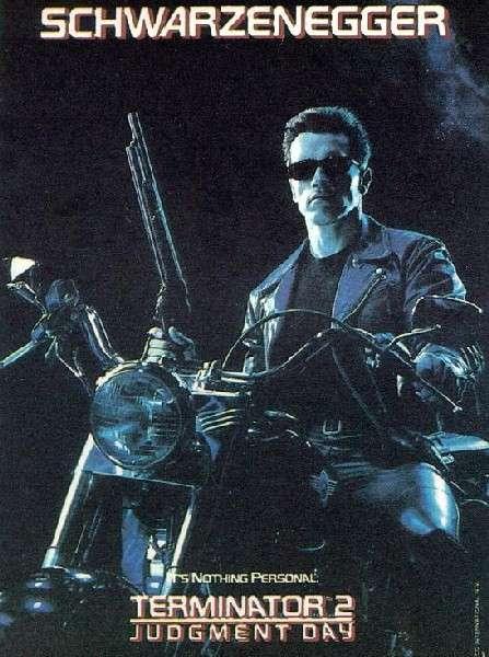 que habeis visto? Terminator2