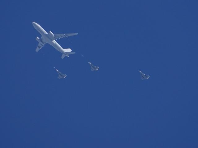 Rafale, Mirage 2000, Typhoon et F-35 dans le ciel français 640-4645_925cf6ef69acea815855b2e204960b63