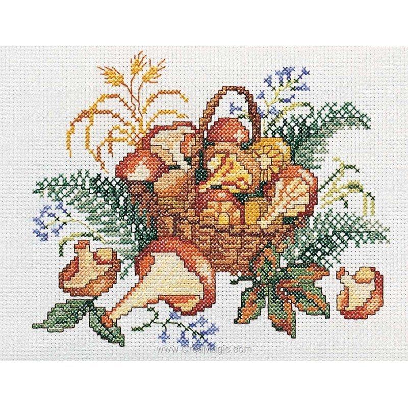 Nouveaux kits mis en ligne  Broderie-panier-de-champignons-sur-toile-aida-marie-coeur-imgs611318sf-1