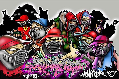 Graffiti slike Hoakser_graffiti
