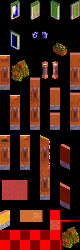 [XP] Tilesets de Kingdom Hearts Chain of Memories Gallery_9754_2_5276