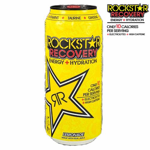 Les energy drink. Rockstar-RecoveryWeb