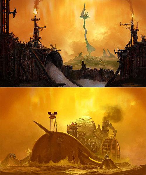 Epic Mickey (Warren Spector) Epic-mickey-concept-art