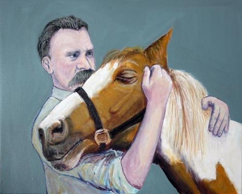 The poetry of Life Nietzsche-hugging-a-horse