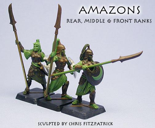 Wargods of Olympus AmazonsRank-Mailer