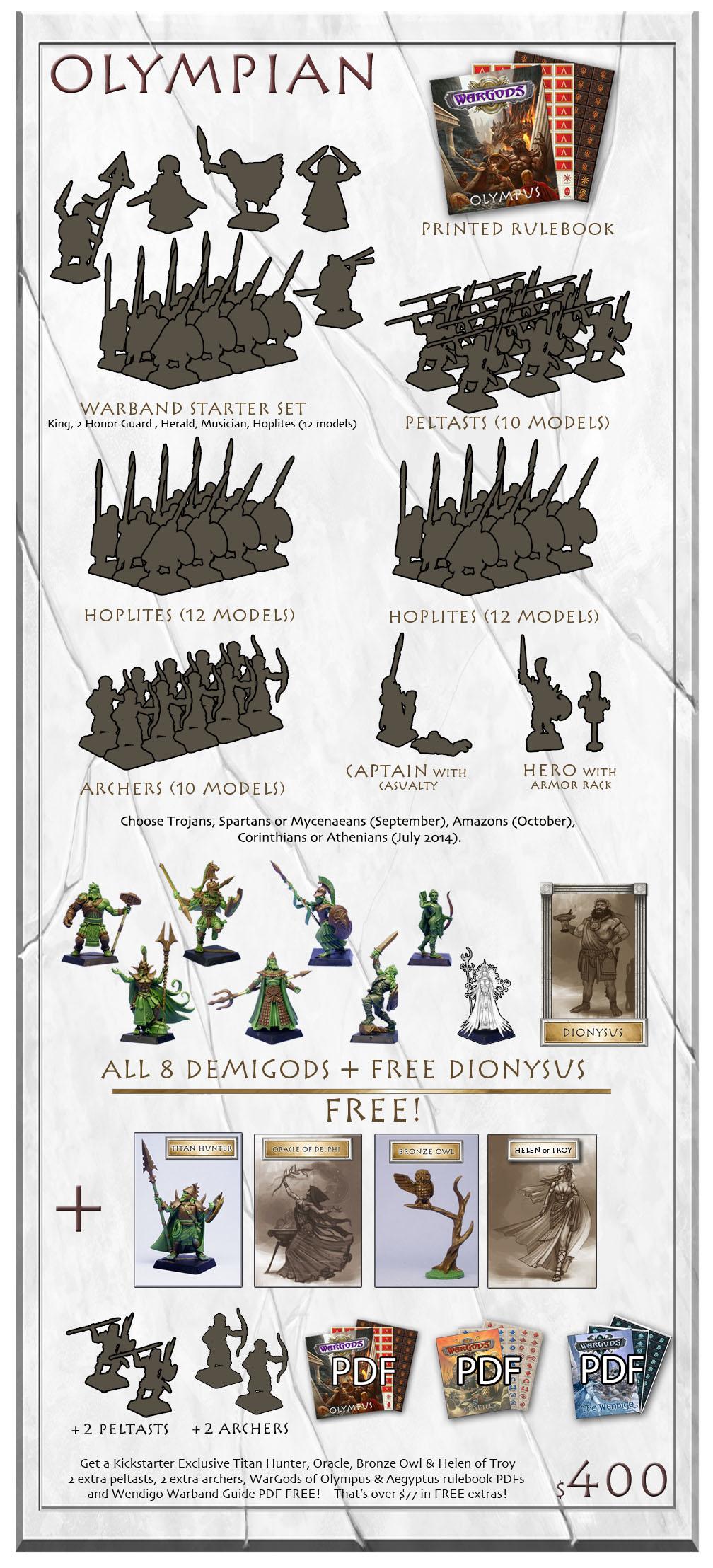 Wargods of Olympus RewardOlympian-Large