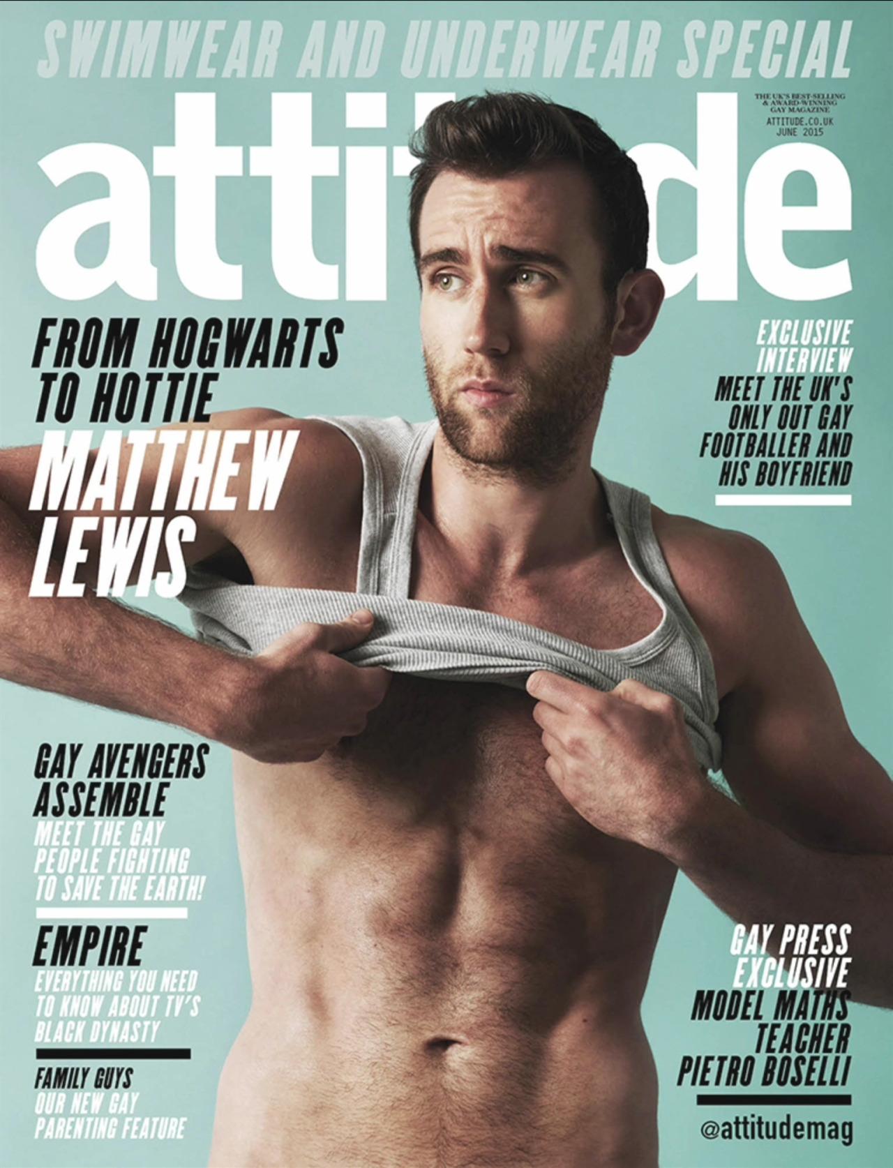 Matthew Lewis Para Attitude M.  Matthew_lewis_attitude_1