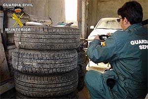 La Guardia Civil formula casi 200 denuncias por infracciones medioambientales en el término municipal de Épila 2013-05-21_medio-ambiental3