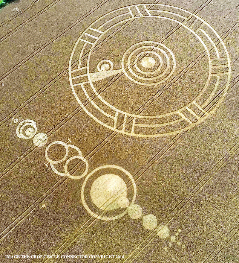 CROP CIRCLE ADDITION : SYNCHRONISATION COUNT DOWN G0016722bbb