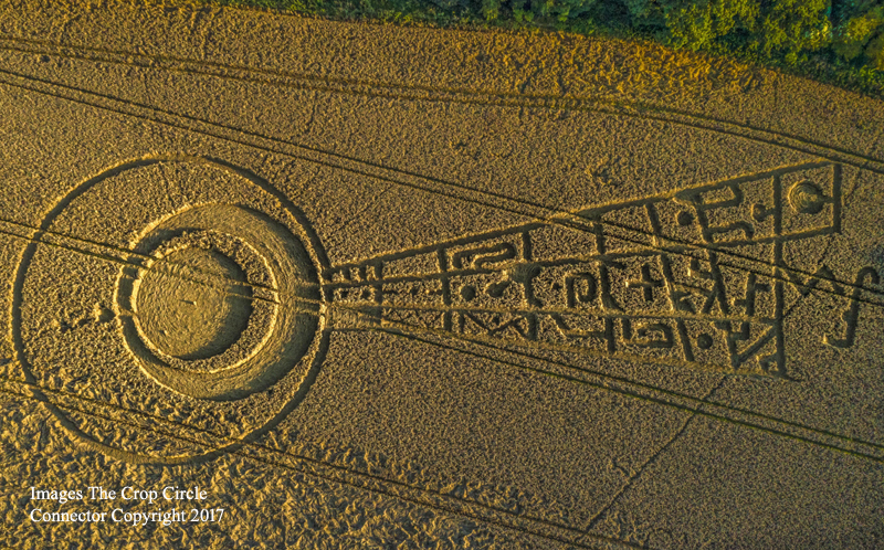 Crop Circle ~ Sutton Hall, Nr Rochford, Essex.  DJI_0017bbb