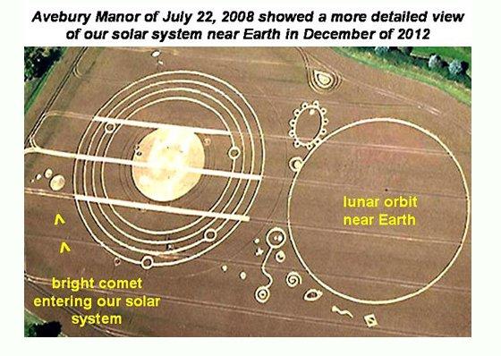 Choque de un cometa/asteroide contra la Tierra Image001
