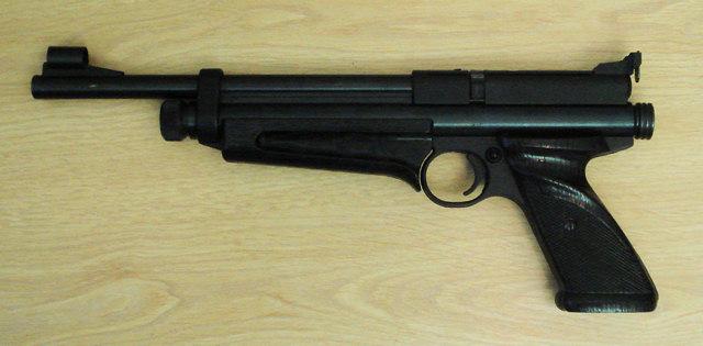 Mes armes SSP250L