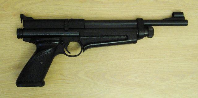 Mes armes SSP250R