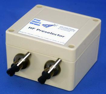 ICOM IC7300 : Possibilité de modification des filtres de bande Preselector1