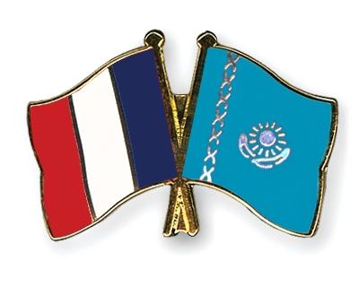 Dossier : Opération Kazakhstan, nouvel eldorado mondial et de la France ! Flag-Pins-France-Kazakhstan