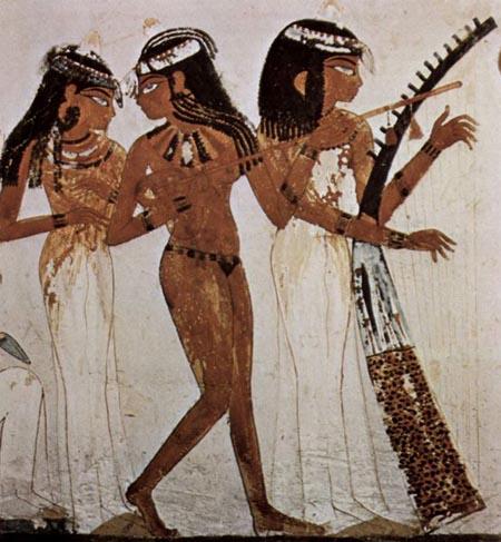Stari muzicki instrumenti EgyptMusic1