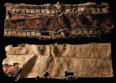 Vendajes de momias EgyptTextiles