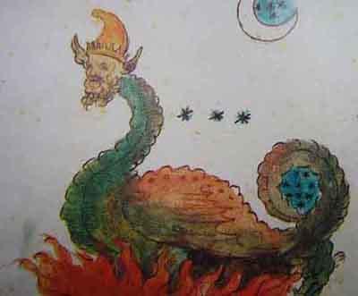 """"""" El Libro Perdido de Nostradamus """" - - - Recopilando imágenes : 42 de 82 PLATE_18"""
