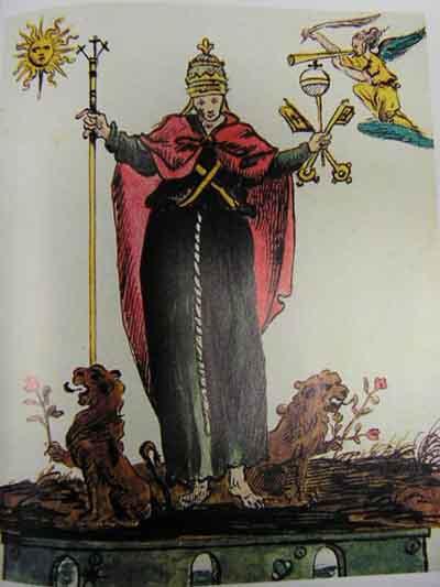 """"""" El Libro Perdido de Nostradamus """" - - - Recopilando imágenes : 42 de 82 PLATE_27"""