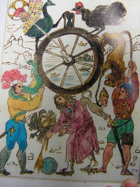 """"""" El Libro Perdido de Nostradamus """" - - - Recopilando imágenes : 42 de 82 PLATE_35"""