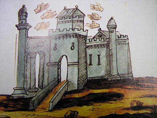 """"""" El Libro Perdido de Nostradamus """" - - - Recopilando imágenes : 42 de 82 PLATE_4"""