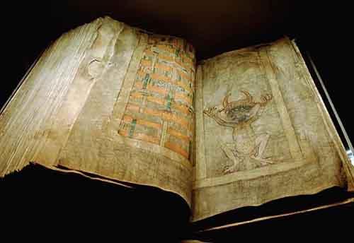 Bibla e Djallit Codexgigas