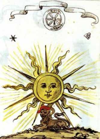 Parravicini y Nostradamus ... sus similitudes Image66