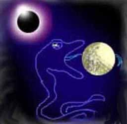 ASTRONOMSKE POJAVE-OBJASNJENJA Moonsnake