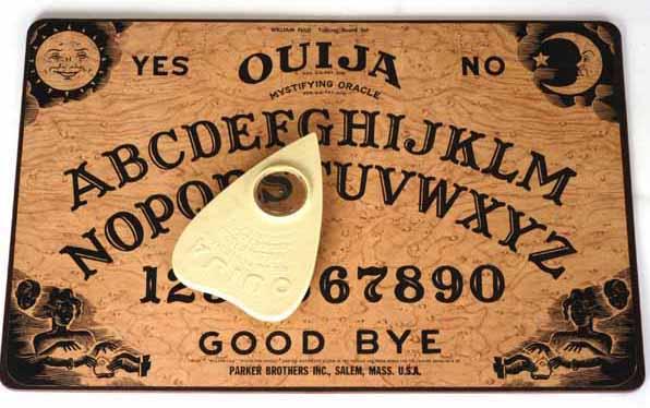 History of the Ouija Board Ouijabdlogo