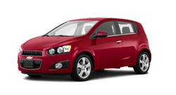 Chevrolet Sonic: manuals and technical data Main