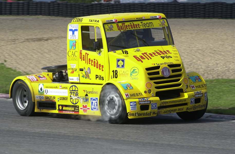 FIA European Truck Racing Cup 01