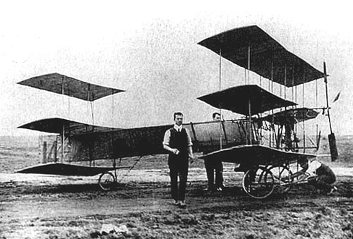 Les avions de 1903 à 1909 Avro_triplane_1_2_500