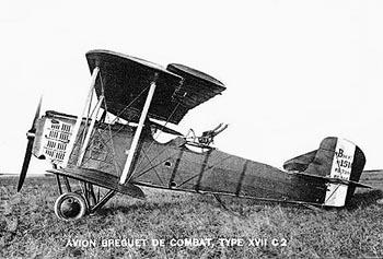 Louis Charles Breguet - francuski konstruktor Breguet_17_1_350