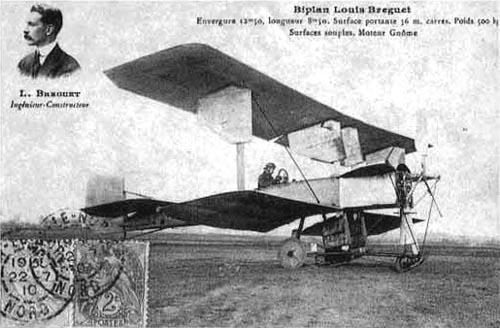 Prvi putnici u avijaciji Breguet_1910_military_4_500