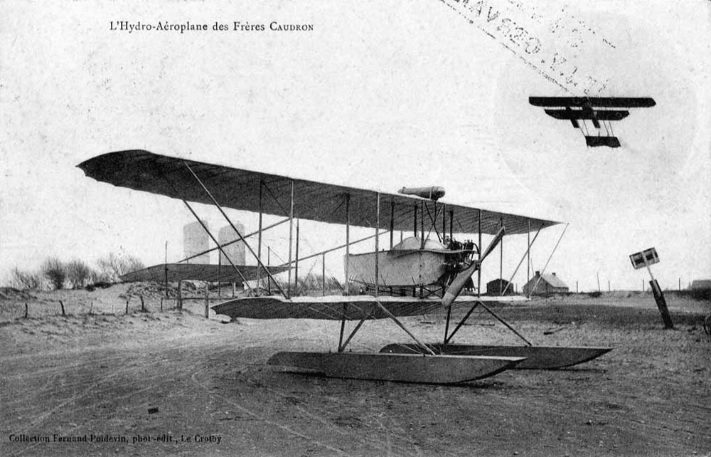 Société des avions Caudron Caudron_j4_1912_2_1000