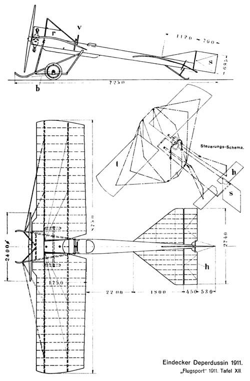 Armand-Jean-Auguste Deperdussin Dep_1911_fs_500
