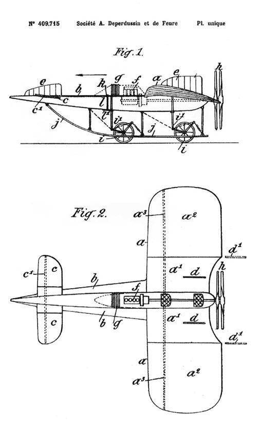 Armand-Jean-Auguste Deperdussin Dep_brevet_1909_p3_500