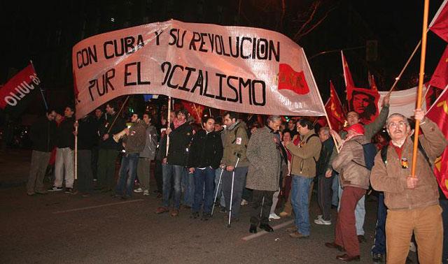 Fotos de los esbirros de Madrid, contratados por la embajada cubana 1-1-A-MADRID-A-2
