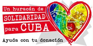 Campaña de solidaridad con Cuba tras el paso del huracán Sandy Huracan