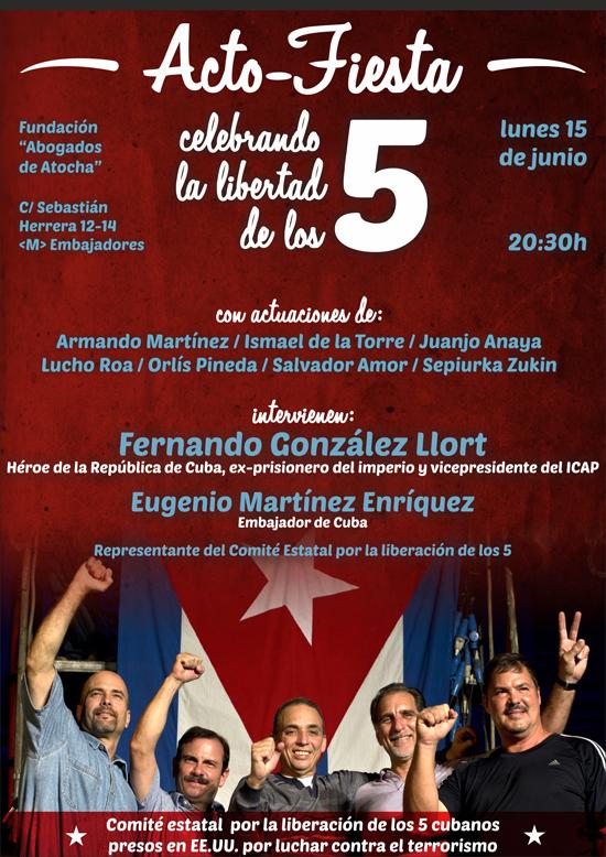 [Madrid] Eventos culturales - Página 2 5atocha