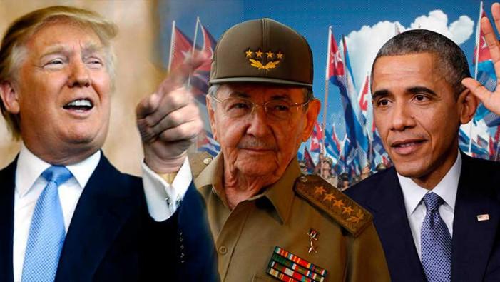 Mejico, Cuba, Venezuela. Caos. - Página 6 Trump_castro-701x395