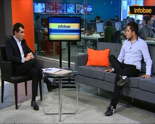 Bloguero Yusnaby aparece por primera vez ante las cámaras Yusnaby_entrevista_Infobae-500x400